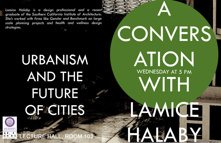 Urbanism and the Future of Cities