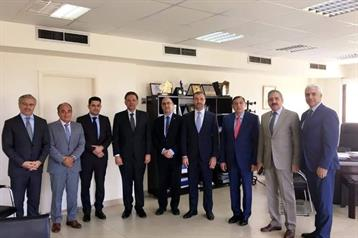 Maluf in Meeting to Promote Digitalization
